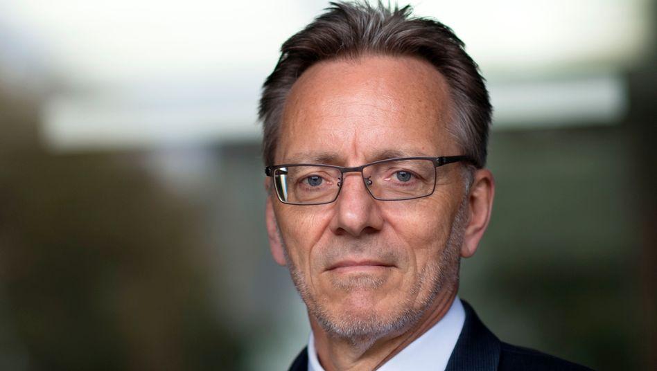 BKA-Präsident Münch: »Wir müssen Flagge zeigen«