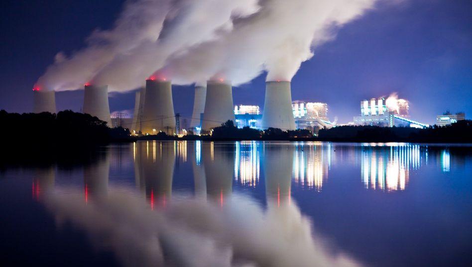 Braunkohlekraftwerk im brandenburgischen Jänschwalde: Stromversorgung nicht in Gefahr
