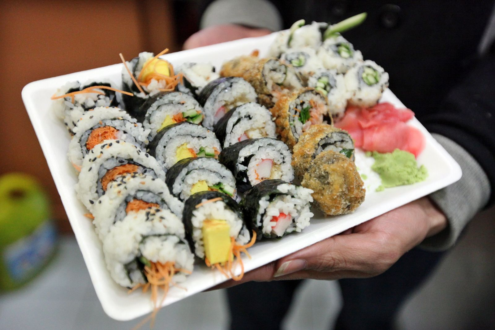 Food imports from Japan subjected to screening