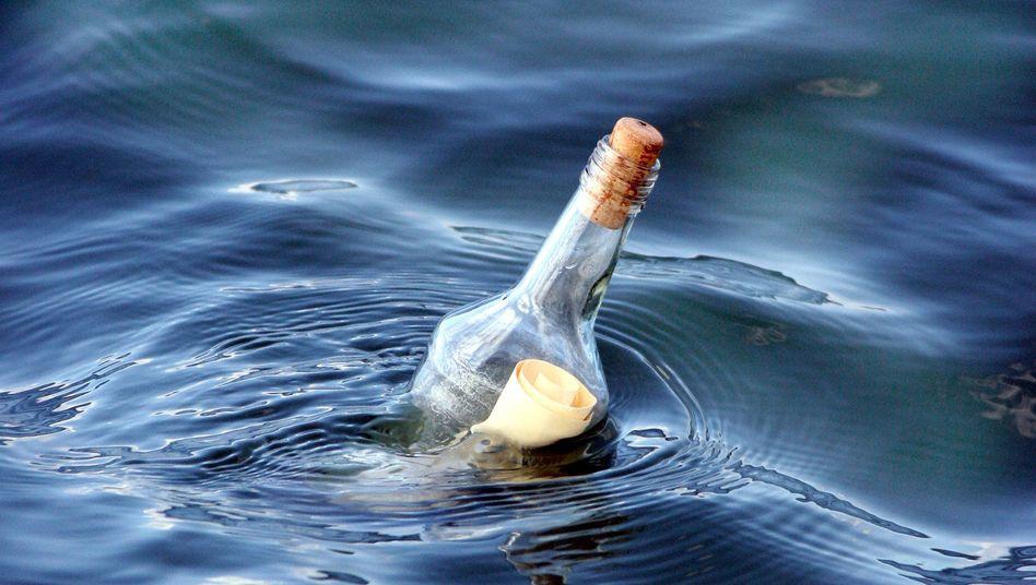 Nach sieben Jahren: Flaschenpost aus Bonn taucht in Neuseeland auf
