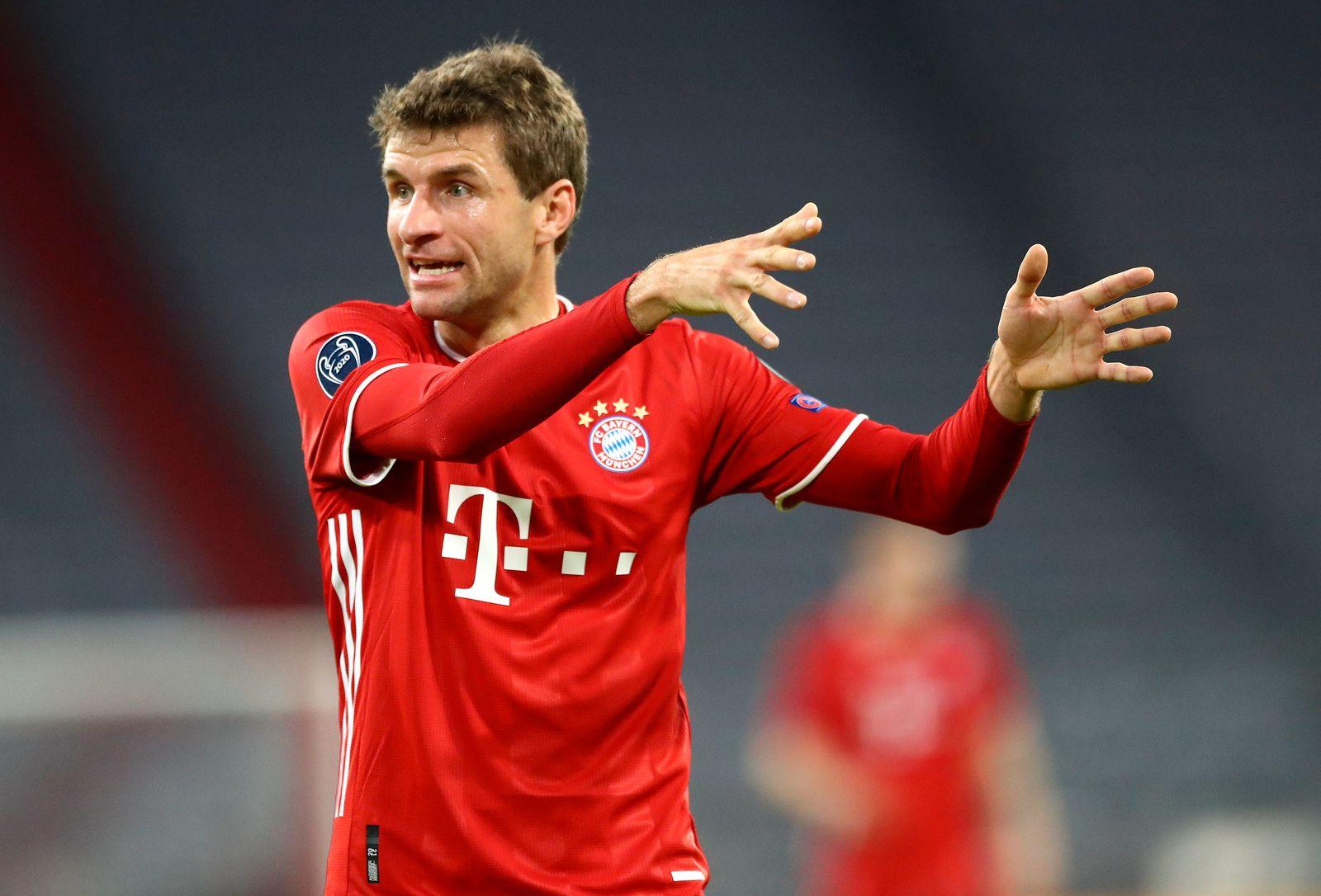FC Bayern München - Atletico Madrid