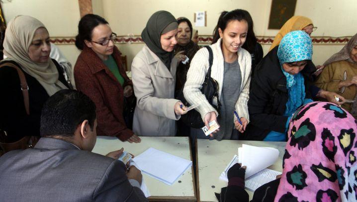 Ägypten: Zweite Runde im Verfassungsreferendum