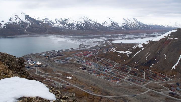 Spitzbergen: Line Nagell Ylvisåkers bedrohte Welt