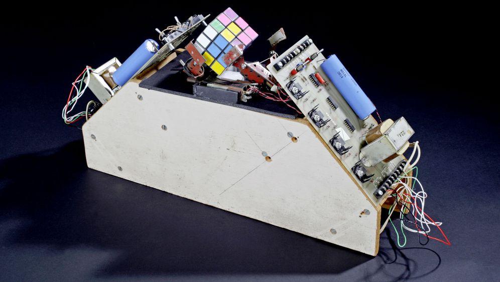 Skurrile Maschinen: Die Basteleien des Computerpioniers