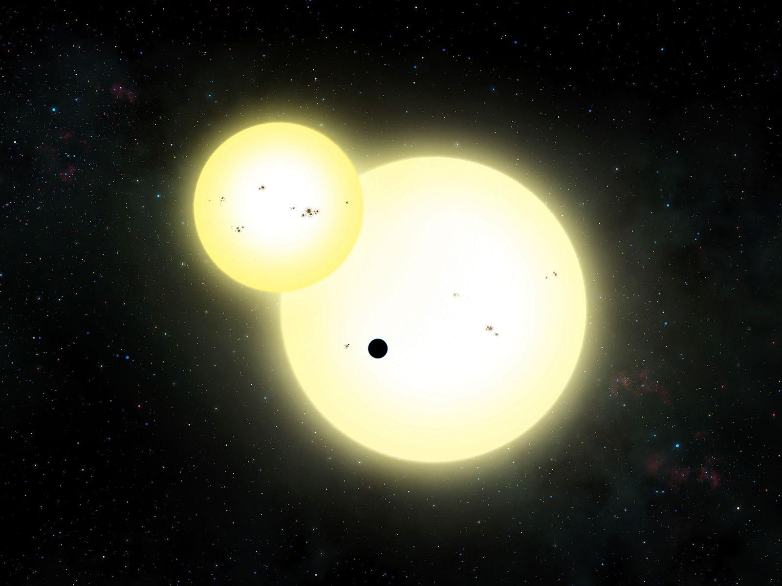 Exoplanet Kepler-1647b