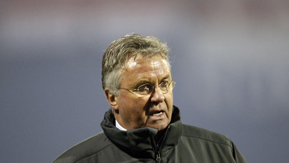 Trainer Hiddink: Erst das Aus in den EM-Playoffs, dann aus dem Amt geflogen
