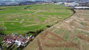 Zollanlage bei Dover bislang nur »matschiges Feld«