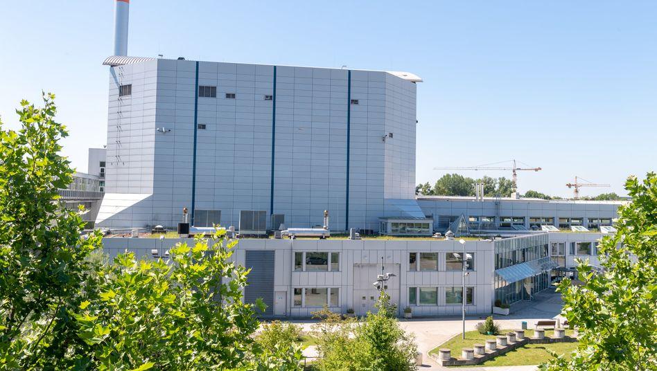 Forschungsreaktor München II in Garching: Jahresgrenzwert überschritten