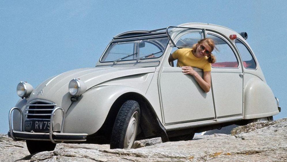Autolegende Citroën 2CV: Die Ente feiert Geburtstag