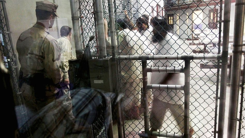 Camp 6 in Guantanamo: »Die US-Anfrage wird noch geprüft«
