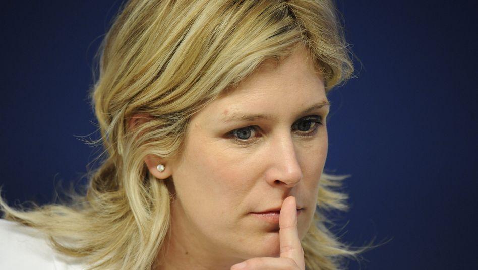 FDP-Politikerin Koch-Mehrin: Rückzug nach massiver Kritik