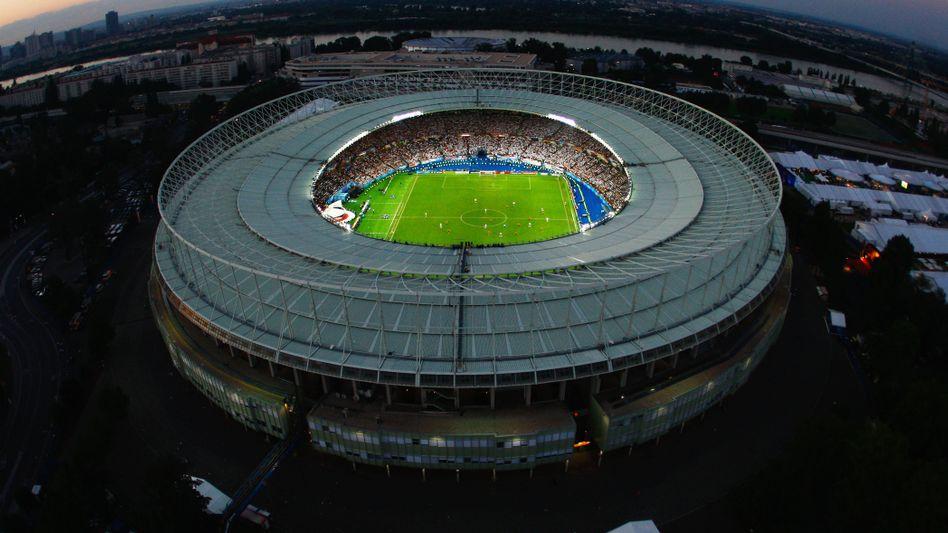 Ernst-Happel-Stadion in Wien: Wohl kein olympischer Austragungsort 2028
