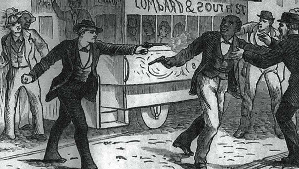Mord an Octavio Catto: Triumph, Tumult und Tragödie in Philadelphia