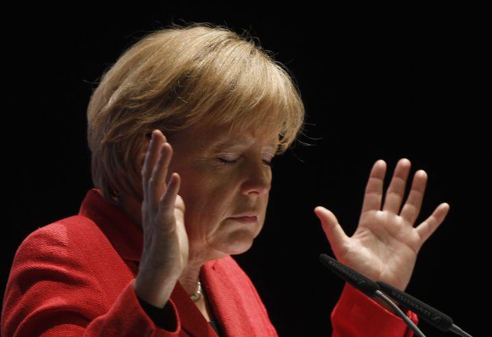 """Kanzlerin Merkel: Von """"Madame Non"""" zu """"Frau Ja, aber..."""""""
