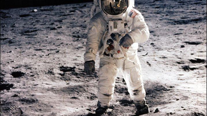 Überreste der Mond-Missionen: All-Archäologie