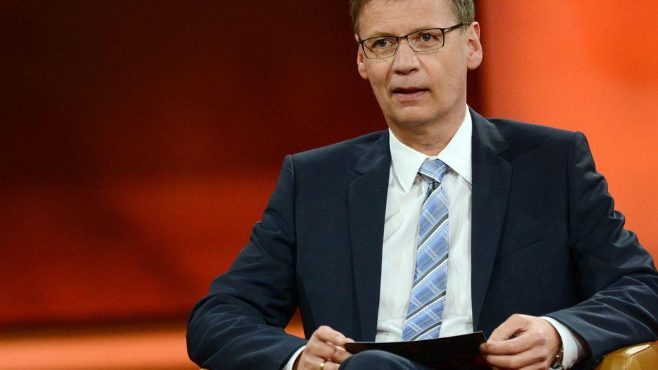 """Talkmaster Jauch: """"Schlinge um den Hals gespürt""""?"""