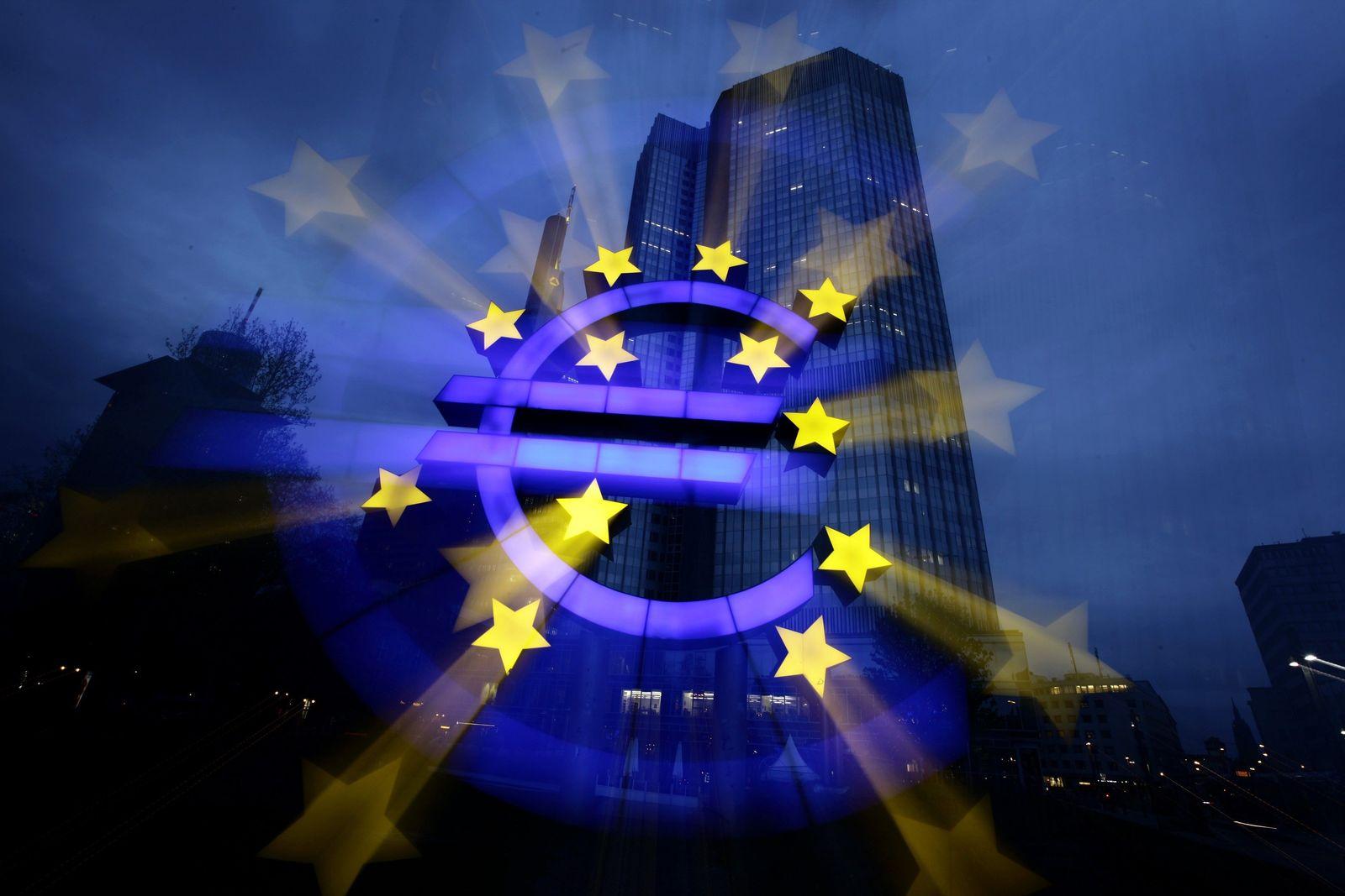 Eurobonds / Frankfurt Zentralbank XXL
