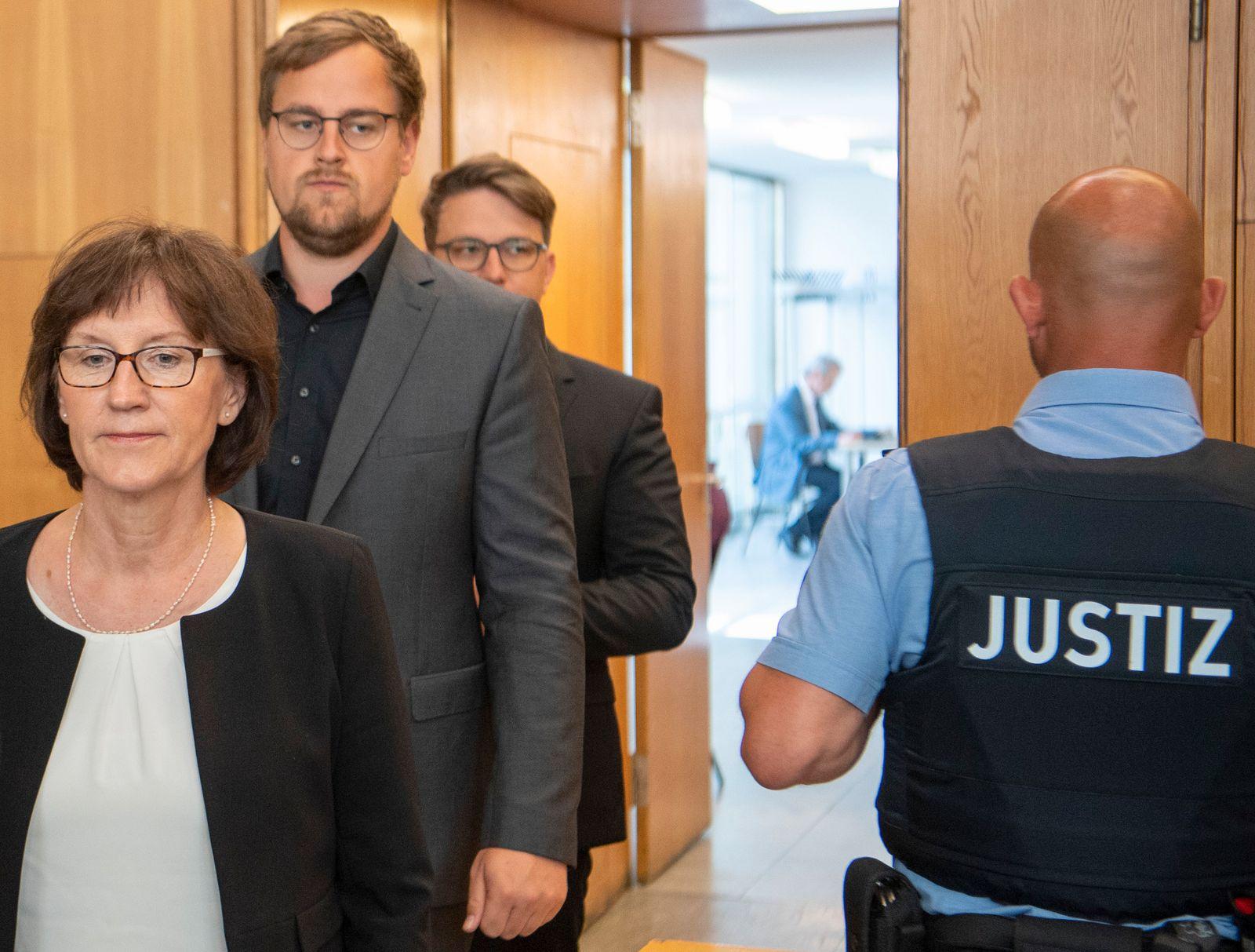 Familie von Walter Lübcke legt Revision gegen Urteil ein