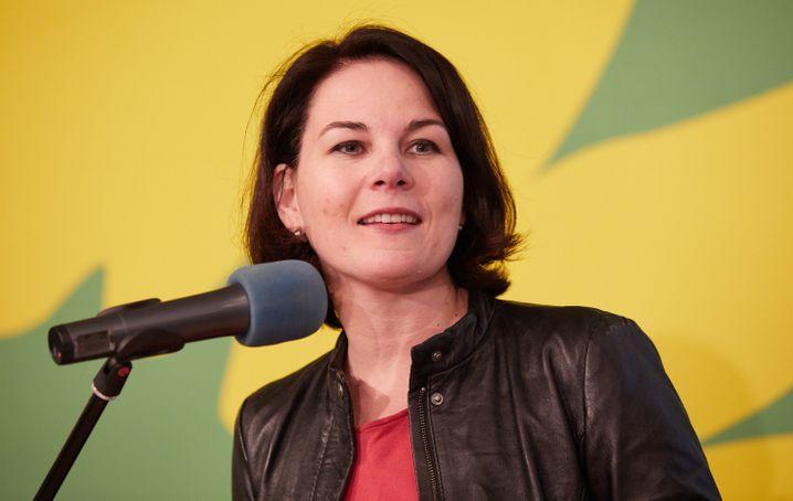 Grünen-Politikerin Annalena Baerbock