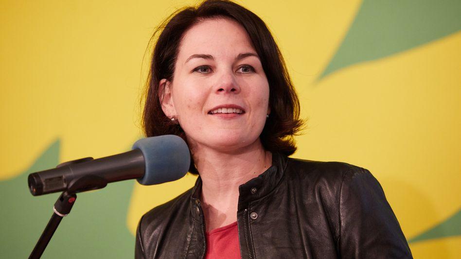 Grünenkandidatin: Dennoch ist die Baerbock-»Debatte« eine Falle