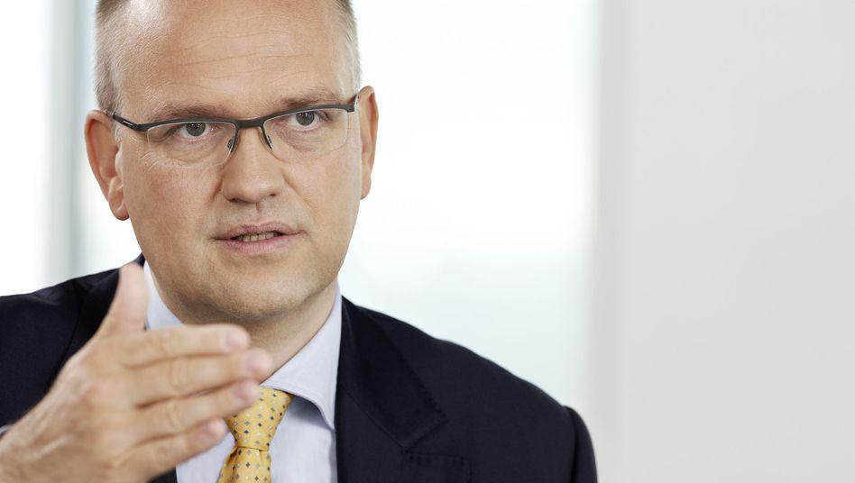 Rainer Neske: Bruch mit Deutsche-Bank-Co-Chefs Jain und Fitschen