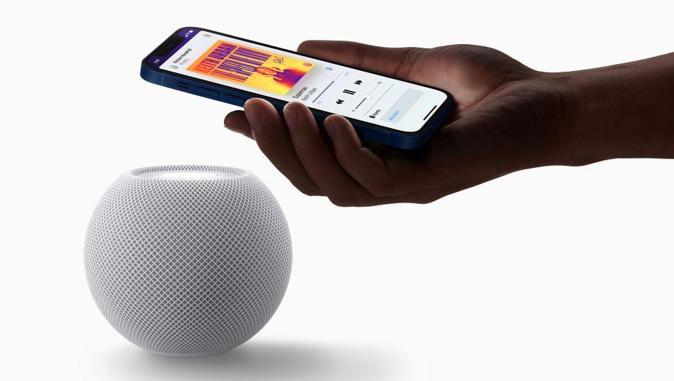 Apple greift mit dem HomePod Mini den Markt für günstigere Smartspeaker an