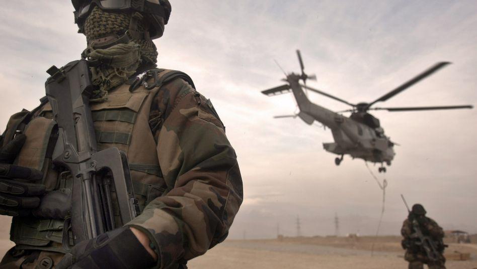 Einsatz in Afghanistan: Australien prüft mehr als 50 mutmaßliche Kriegsverbrechen