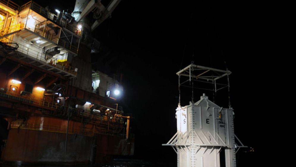 Golf von Mexiko: Angst vor der Mega-Ölpest
