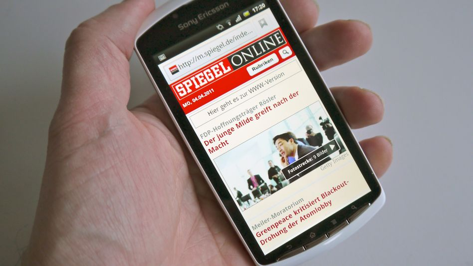 Android Handy (Sony Ericsson Xperia Play): Sony baut allein Smartphones