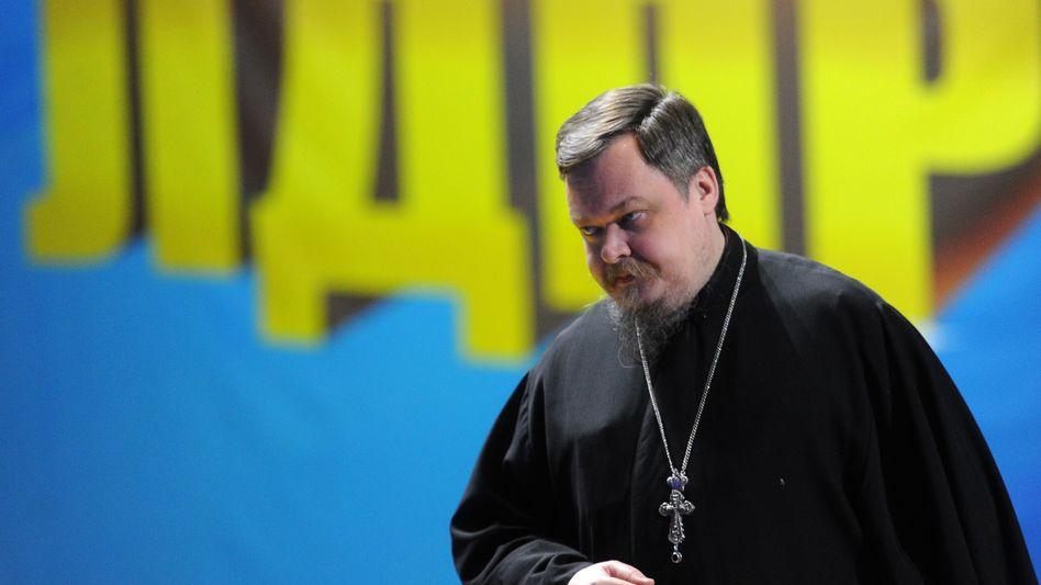 """Erzpriester Tschaplin: """"Sozialismus ist die beste Gesellschaftsordnung"""" - aber nur mit Gott"""