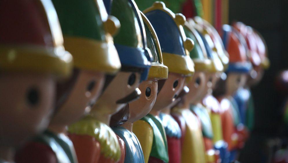 Playmobil-Figuren: Stehen und sitzen, mehr können die nicht