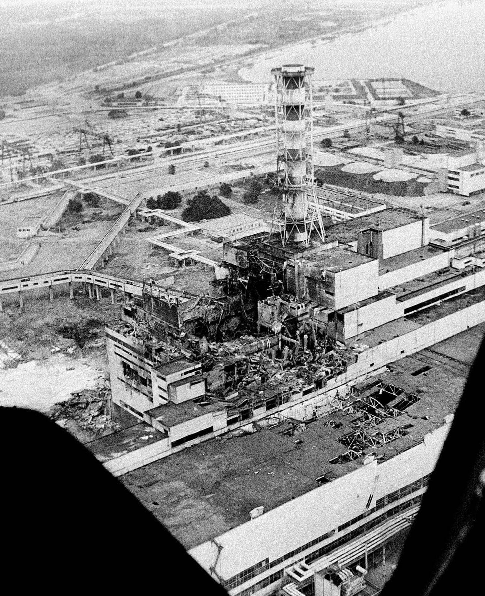 Tschernobyl / Kernschmelze / AKW