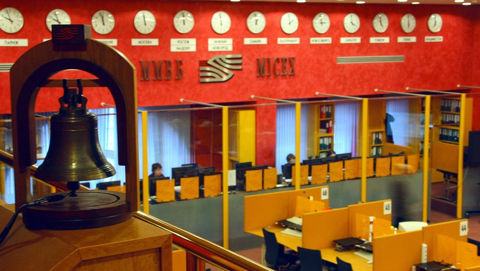 Moskauer Börse: Enttäuschende Bewertung