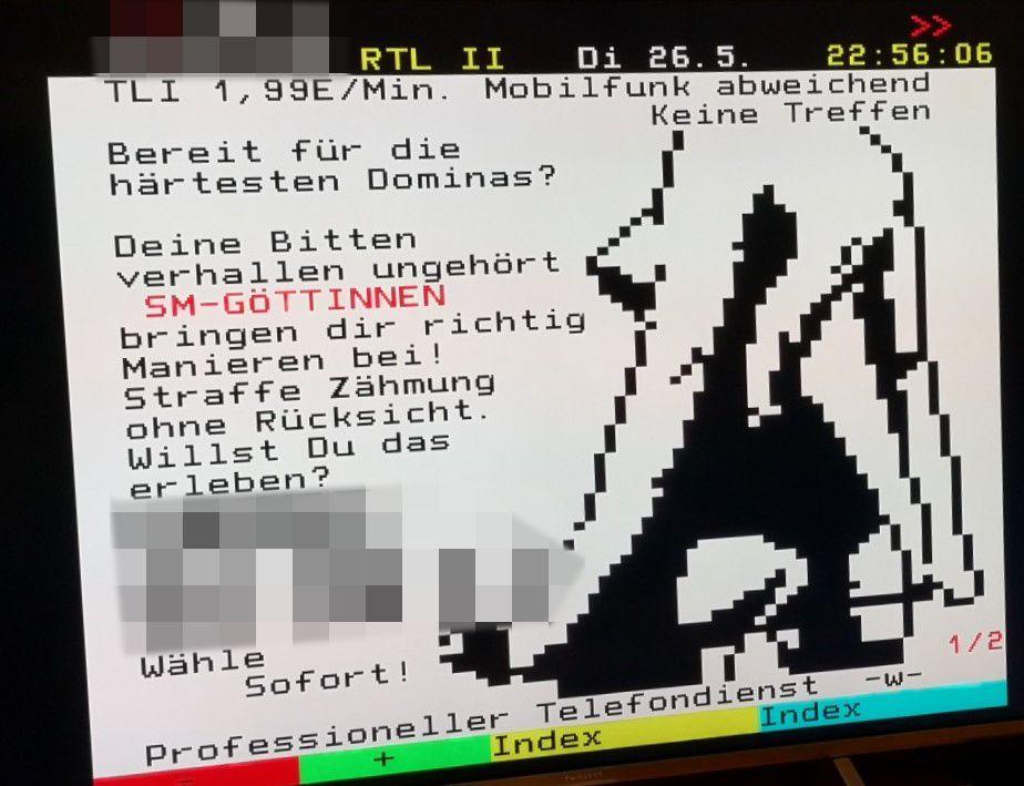 Sport1 Sexwerbung