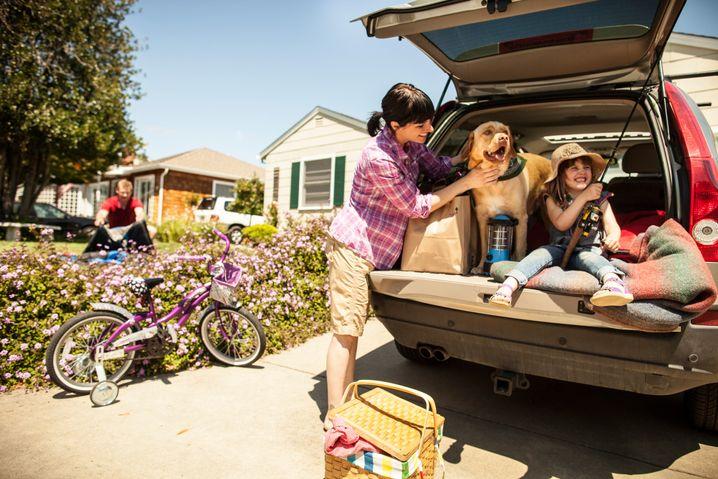 Alleskönner Auto: Ein SUV kann einpacken und repräsentieren