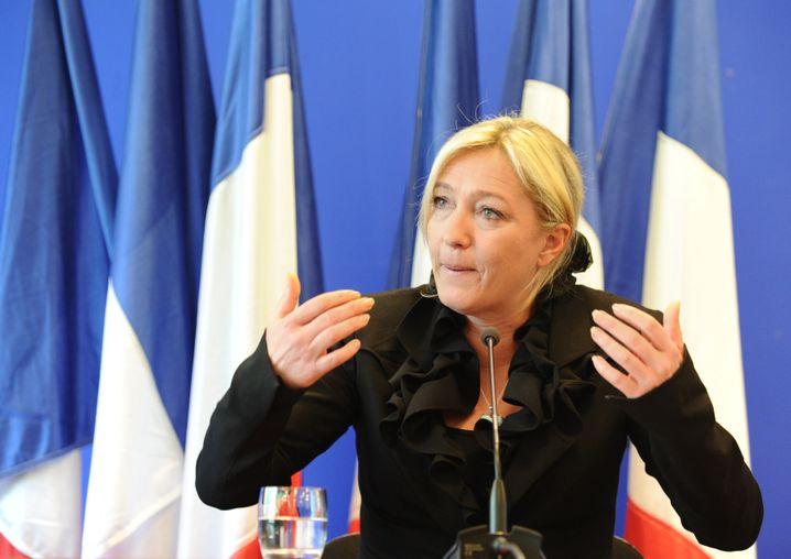 Marine Le Pen: Den FN gesellschaftsfähig gemacht