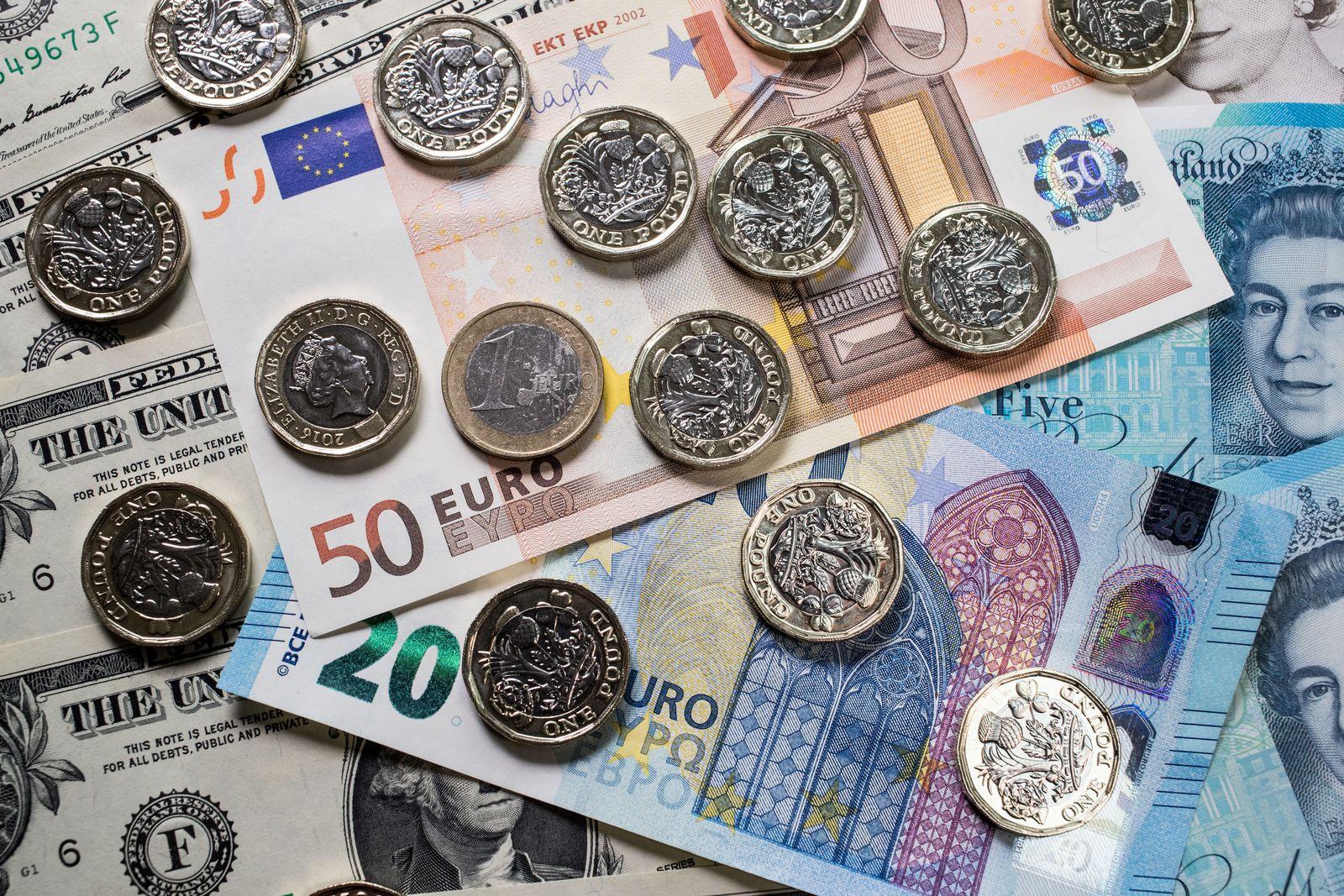 Pfund Euro