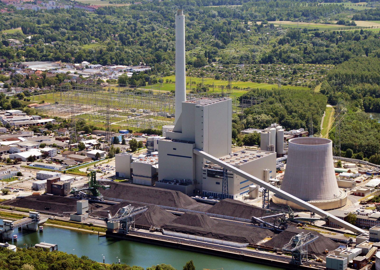 EnBW Rheinhafen-Dampfkraftwerk RDK 8