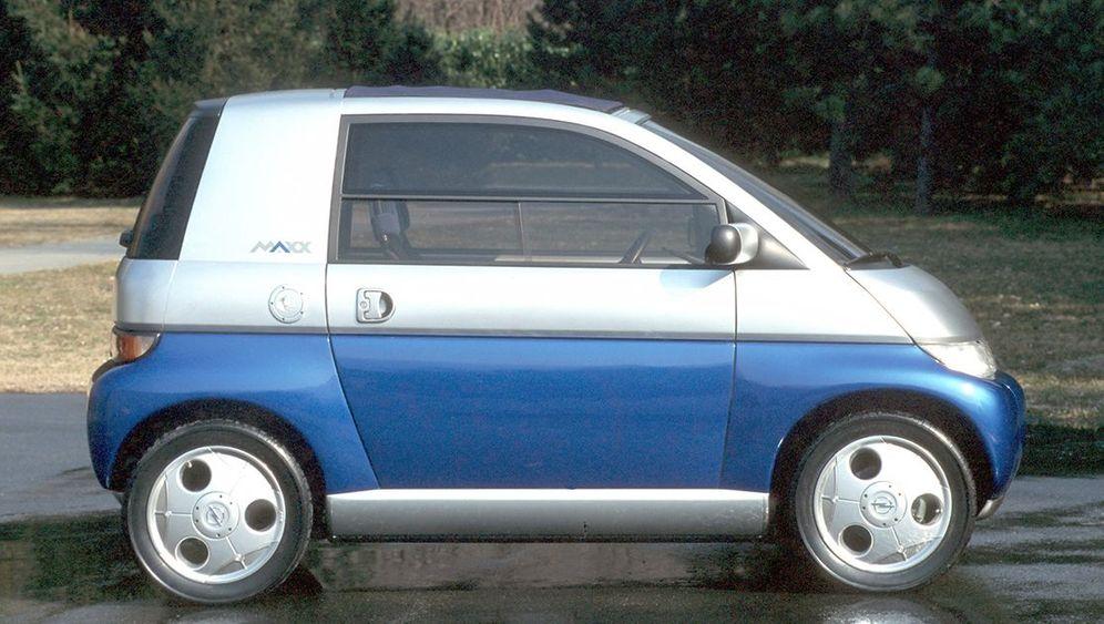 Kleinstwagen Opel Maxx: Das hätte smart werden können