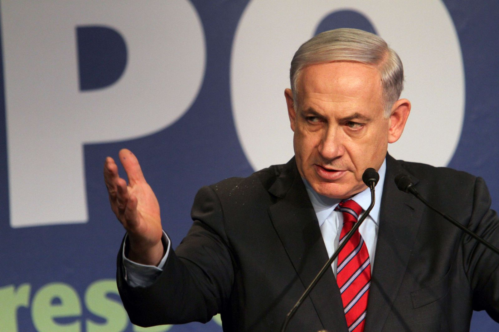 ISRAEL-POLITICS-NETANYAHU Netanjahu