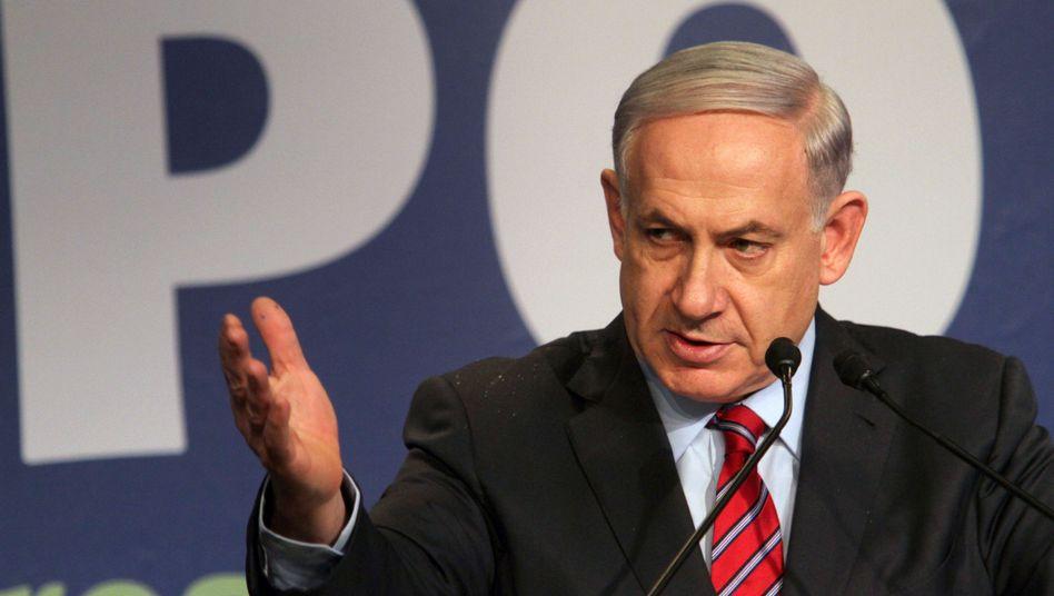 """Israels Premier Netanyahu: """"Die Ausschreibungen können nicht ohne sein Wissen veröffentlicht worden sein"""""""