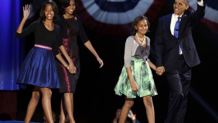 Obama-Sieg: Die besten Bilder der Wahlnacht