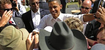 Präsidentschaftskandidat Obama: Vorurteile gegen Schwarze
