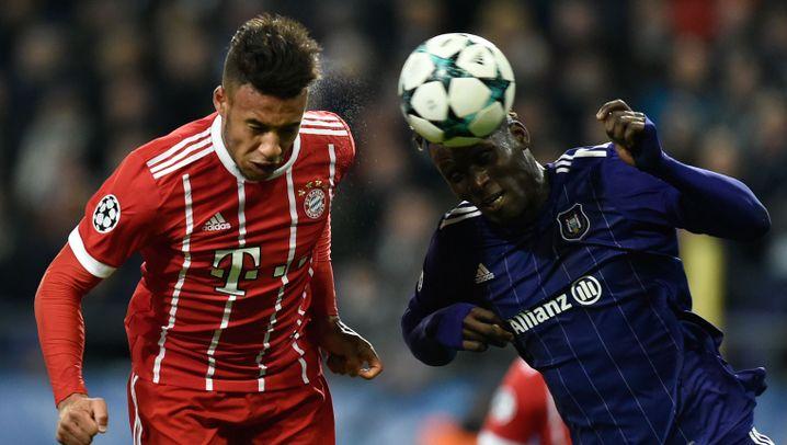 Bayerns Erfolg beim RSC Anderlecht: Friedl, Freude, Eierkuchen