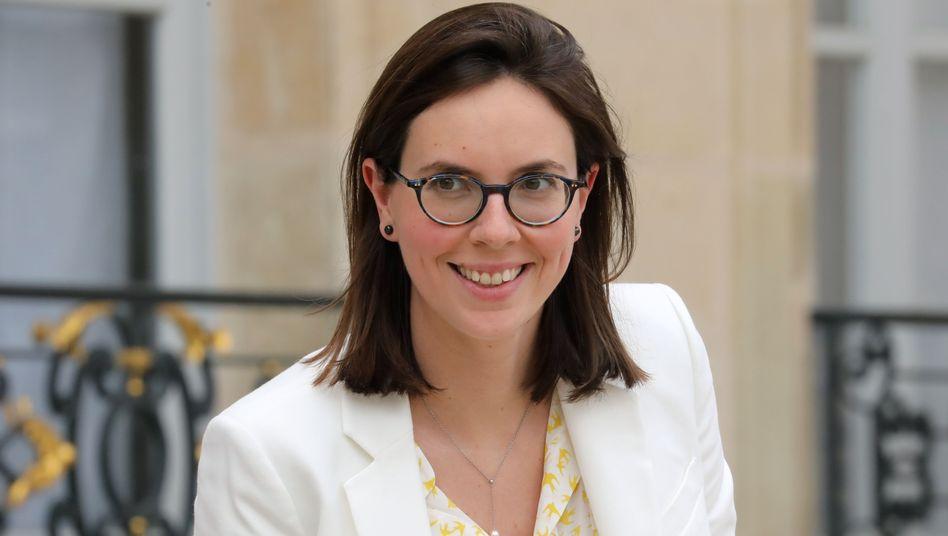 "Staatsministerin Amélie de Montchalin: ""Die Logik ist nicht mehr plausibel"""