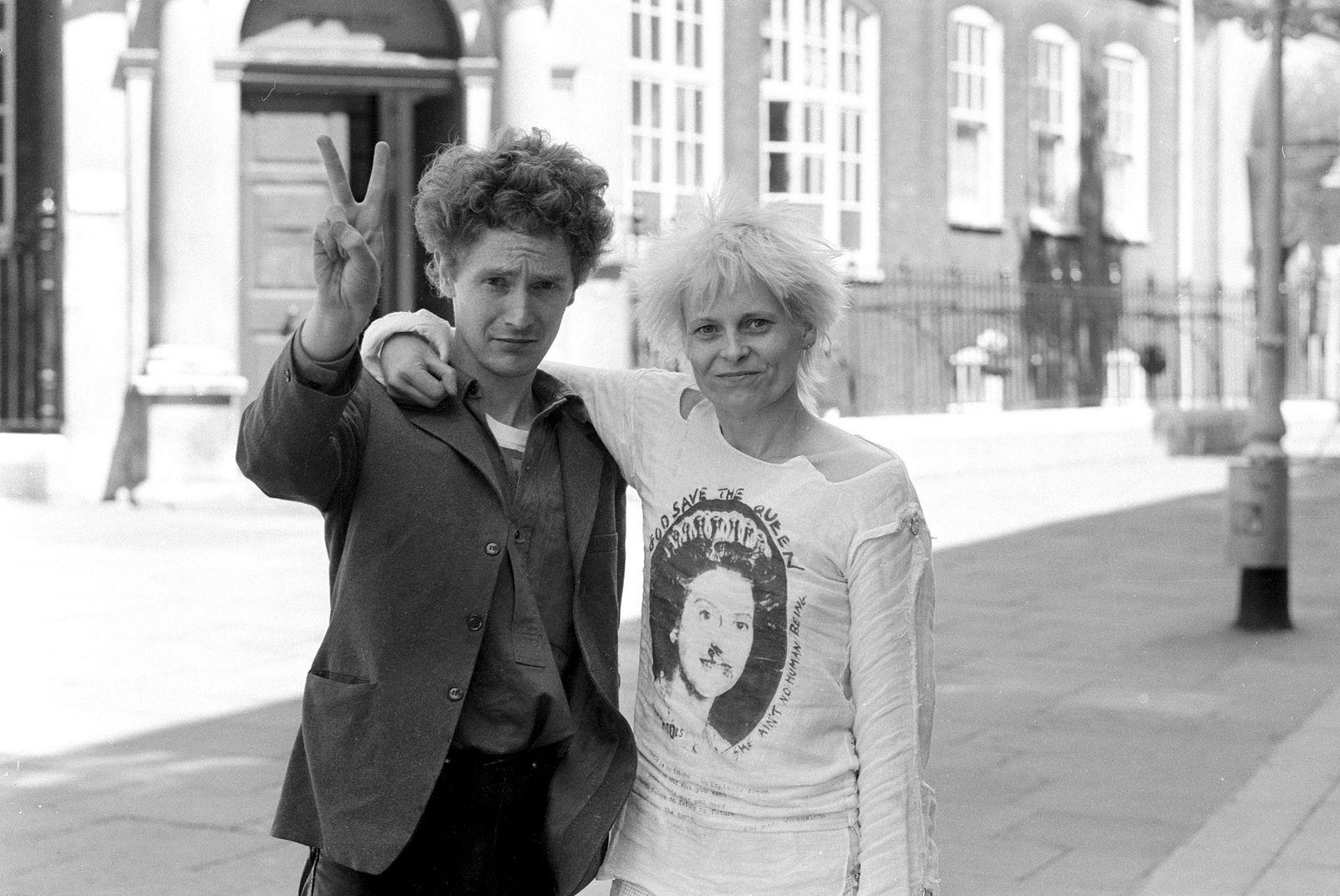 NICHT MEHR VERWENDEN! - Malcolm McLaren & Viviane Westwood