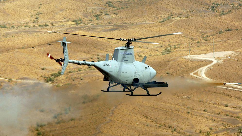 Militärtechnologie: Drohnen sollen kleiner und autonom werden