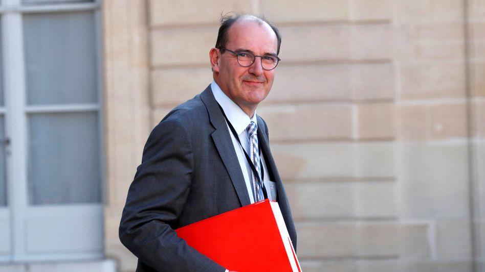 Der neue französische Premierminister Jean Castex