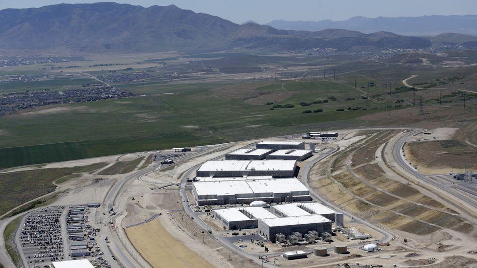 NSA-Datenzentrum in Utah: Viel Material für Edward Snowden