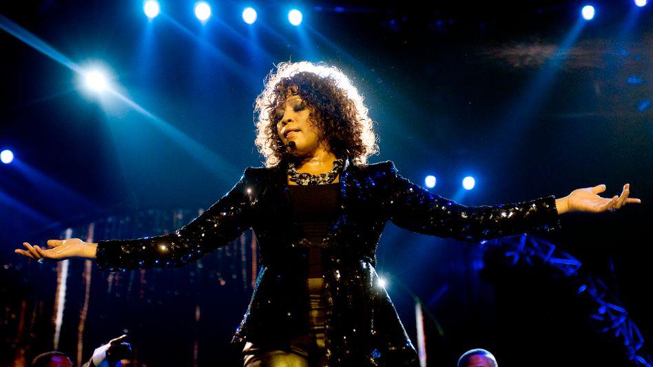 Whitney Houston (2010): Steigende Plattenpreise nach dem Tod der Diva
